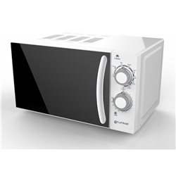 Microondas con Grill, Grunkel MWG20SG, 700W, Independiente, Blanco