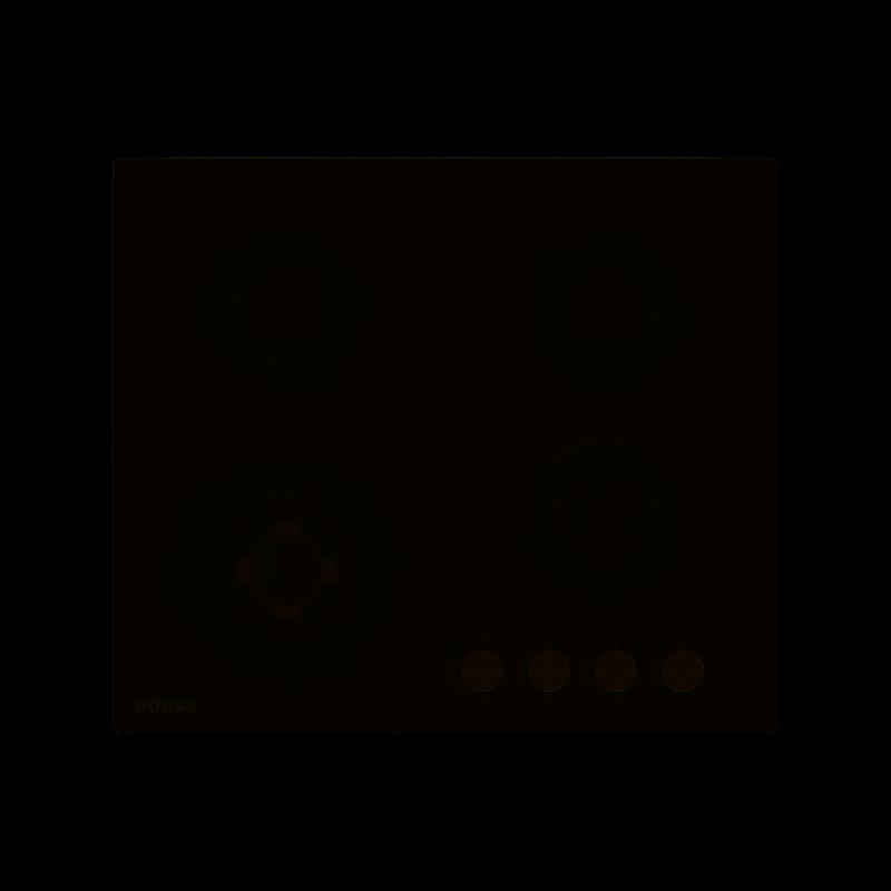 Encimera Edesa EGG-6030 TI B