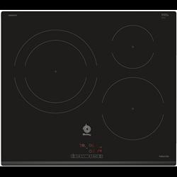 Induccion Balay 3EB865FR, 3 zonas, 60cm, bisel fro